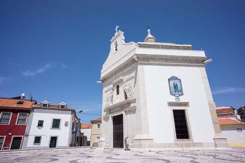 capela de sao goncalinho aviero picture