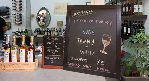 porto wine tasting prices picture